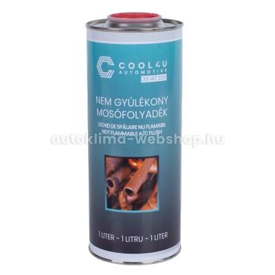 Klíma rendszer mosó folyadék 1 liter nem gyúlékony