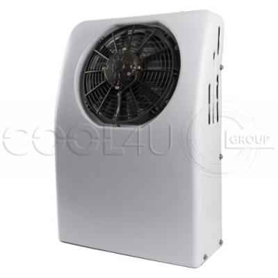 Elektromos tetőklíma Compact 4U BACK, 12 V, 2 kW, digitális vezérlővel
