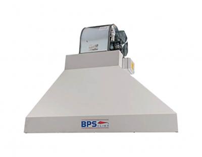 BPS légfüggöny 9kw