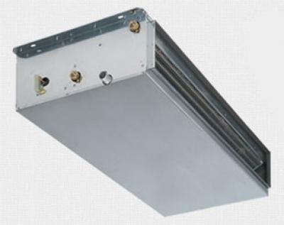 Bps 2 csöves, magasnyomású, légcsatornázható 15 kw-os fancoil (balos)
