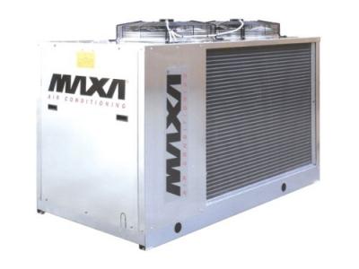 Maxa kültéri kompakt léghűtéses 41,3 kw-os folyadékhűtő
