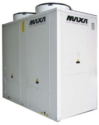 Maxa kültéri kompakt léghűtéses 124 kw-os folyadékhűtő