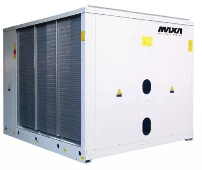 Maxa kültéri kompakt léghűtéses 195 kw-os folyadékhűtő