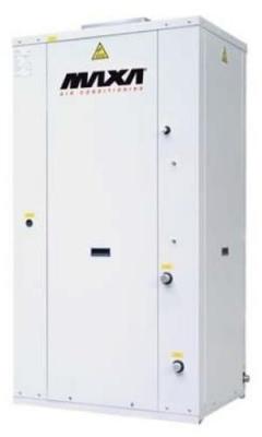Maxa beltéri kompakt vízhűtéses 33,6 kw-os folyadékhűtő