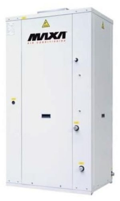 Maxa beltéri kompakt vízhűtéses 39,7 kw-os folyadékhűtő